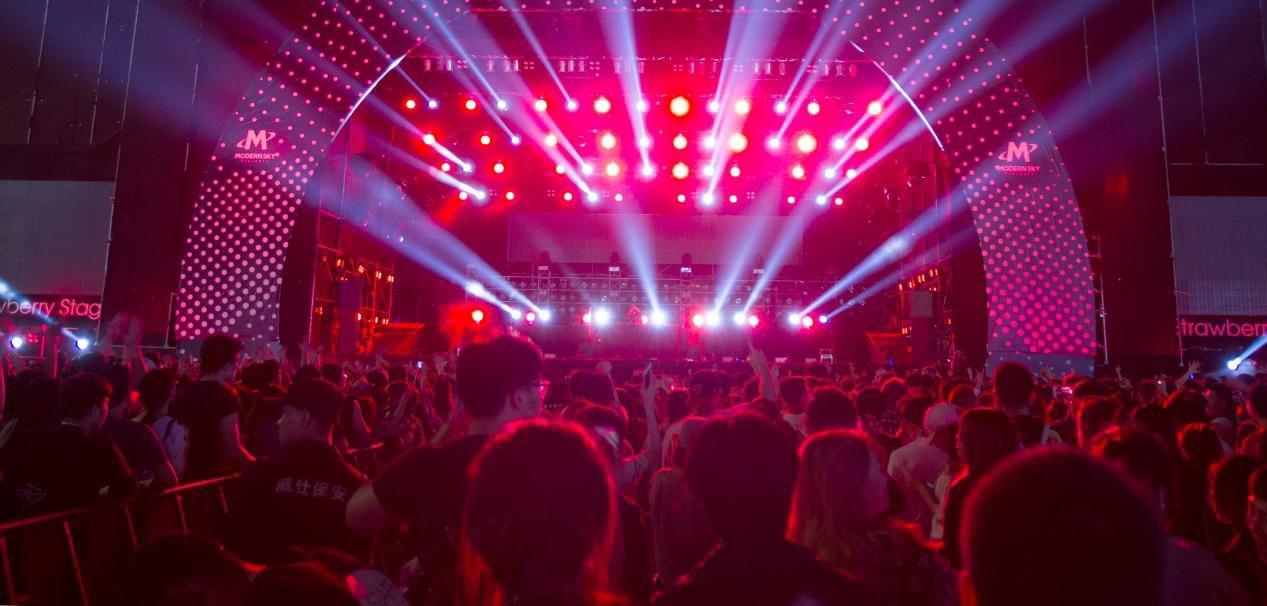 """城市""""乌托邦""""!来花水湾疯爆音乐节,奔赴你的专属快乐"""