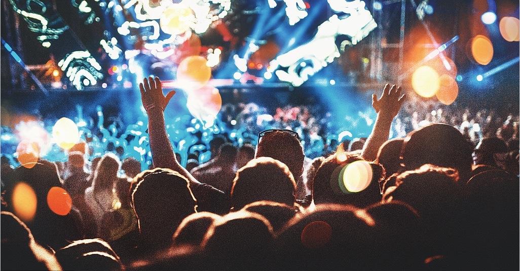 美食、烟花、音乐节!花水湾2021超燃音乐节炸场,边吃边嗨乐不停