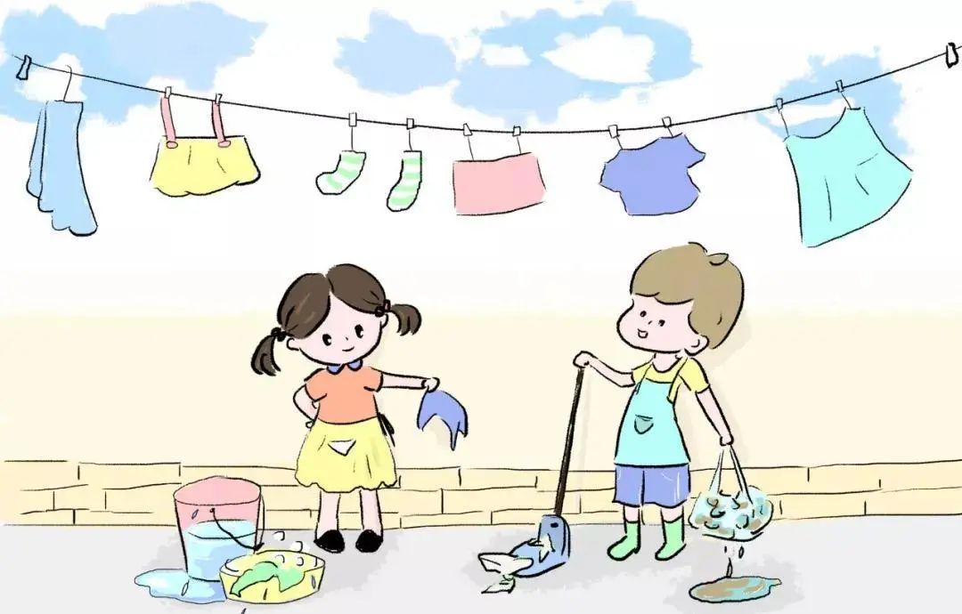 """【晚8点红包】""""妈,给工资!""""喊娃儿做家务,叙永的家长觉得,要不要给奖励呢?"""